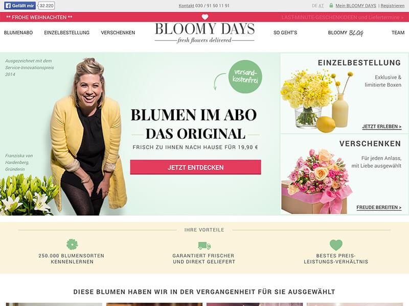 Bloomy Days Erfahrungen Flora Checker