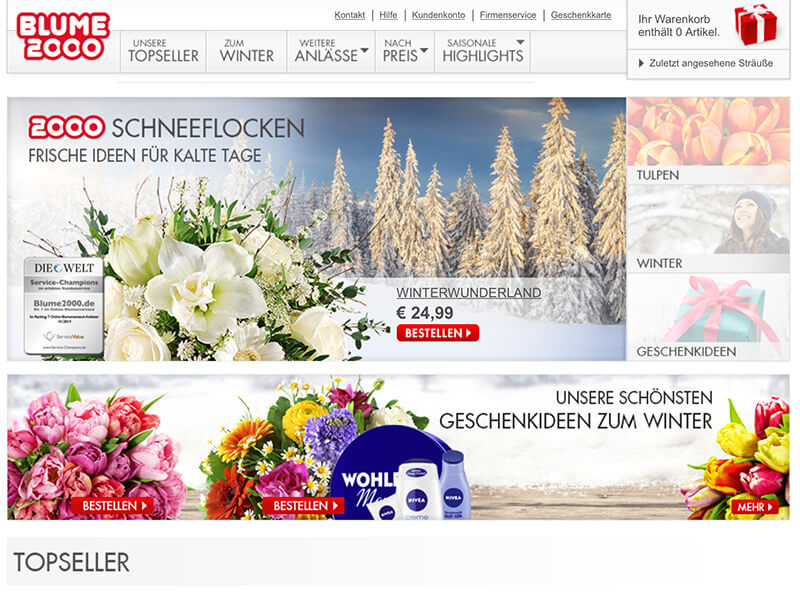 Blume2000 Erfahrungen Flora Checker